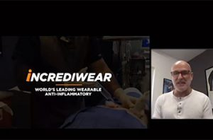 Jackson Corley presents Incrediwear - the world's leading wearable anti-inflammatory